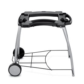 Weber Q Grey Aluminum Folding Grill Cart