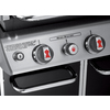 Weber Genesis E-330 3-Burner (38,000-BTU) Liquid Propane Gas Grill with 1-Side Burners