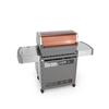 Weber Genesis E-330 Copper 3-Burner (38,000-BTU) Liquid Propane Gas Grill with 1-Side Burners