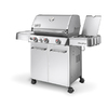 Weber Genesis S-330 3-Burner (38,000-BTU) Liquid Propane Gas Grill with 1-Side Burners