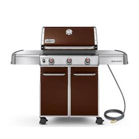 Weber Genesis E-310 Espresso 3-Burner (38,000-BTU) Natural Gas Gas Grill