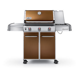 Weber Genesis E-320 3-Burner Copper Gas Grill