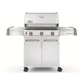 Weber Genesis S-310 3-Burner (38000 Btu) Natural Gas Gas Grill 0 Na