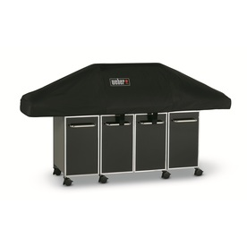Weber Vinyl 90-in Gas Grill Cover