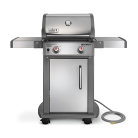 Weber Spirit S-210 2-Burner (26,500-BTU) Natural Gas Gas Grill