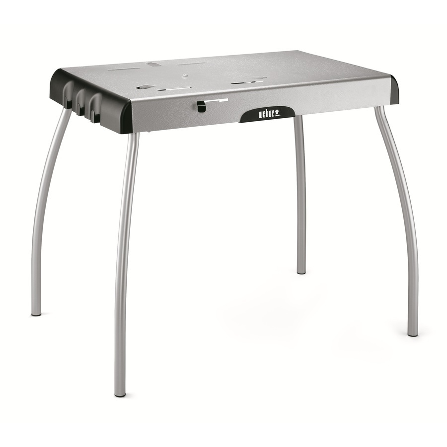 Hibachi Table Top Grill next zoom out zoom in weber steel gray steel folding grill stand