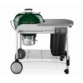 Weber Performer Green Charcoal Grill