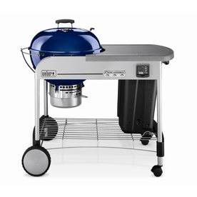 Weber Performer Dark Blue Charcoal Grill