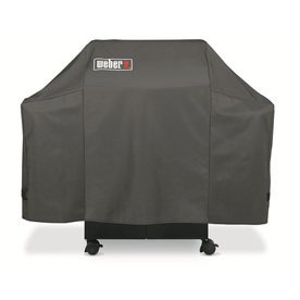 Weber Vinyl 53-in Gas Grill Cover