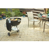 Weber Original Kettle 22-in Black Porcelain-Enameled Kettle Charcoal Grill