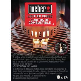 Weber 24-Pack Paraffin Wax Charcoal Starters