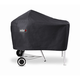 Weber Vinyl 50-in Charcoal Kettle Grill Cover