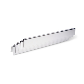 Weber 5-Pack Stainless Steel Heat Plate