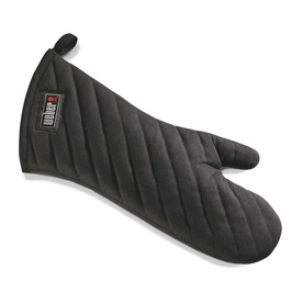 Weber Black Cotton Grill Mitt