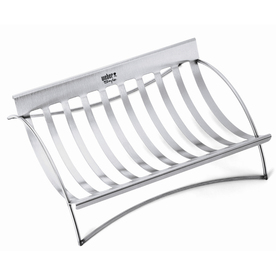 Weber Style Roaster/Rib Rack