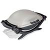 Weber Q Series Titanium 12000 BTU Portable Gas Grill