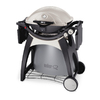Weber Weber Q Titanium Painted Cast Aluminum 2-Burner (21700 BTU) Liquid Propane Gas Grill
