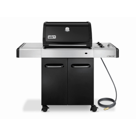 shop weber spirit e 310 3 burner natural gas gas grill at. Black Bedroom Furniture Sets. Home Design Ideas