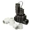 Rain Bird 1-in Plastic Electric Inline Irrigation Valve
