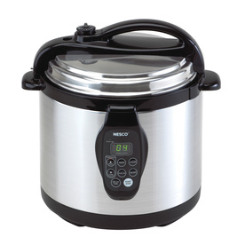Nesco 6-Quart Programmable Electric Pressure Cooker