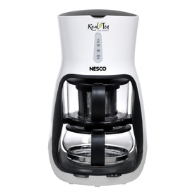 Nesco White 4-Cup Tea Maker TM-1