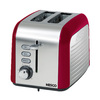 Nesco 2-Slice Stainless Steel Toaster