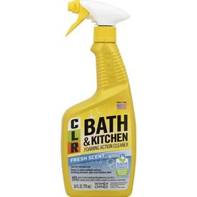 Upc 078291219265 clr bath kitchen multi surface Ingredients in clr bathroom cleaner