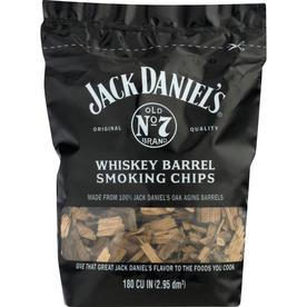 Jack Daniel&#039;s 180 cu in Barrel Wood Chips