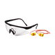 3M Clear Plastic Safety Glasses