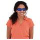 3M Black Plastic Safety Glasses