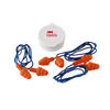 3M Tri-Flange Reusable Corded Earplugs