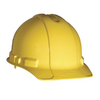 AOSafety XLR8 Pro Hard Hat with Ratchet - Yellow