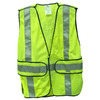 3M Class II Hi-Viz Lime Construction Safety Vest