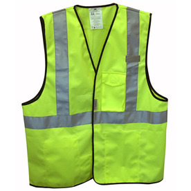 3M Class 2 Yellow Surveyor&#039;s Safety Vest
