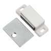Hickory Hardware White Cabinet Catch