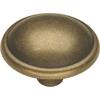 Hickory Hardware Oxford Windover Antique Round Cabinet Knob