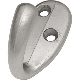 Hickory Hardware Zinc Garment Hook