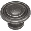 Hickory Hardware South Seas Vibra Pewter Round Cabinet Knob