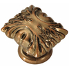 Hickory Hardware Ithica Antique-Rose Gold Rectangular Cabinet Knob