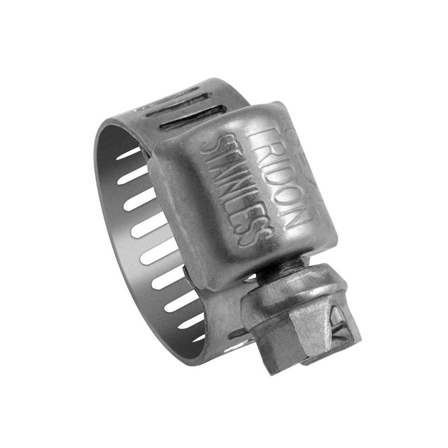 Tridon Part S Steel Hose Clamp 6mm 16mm Micro Perforated Band 10pk