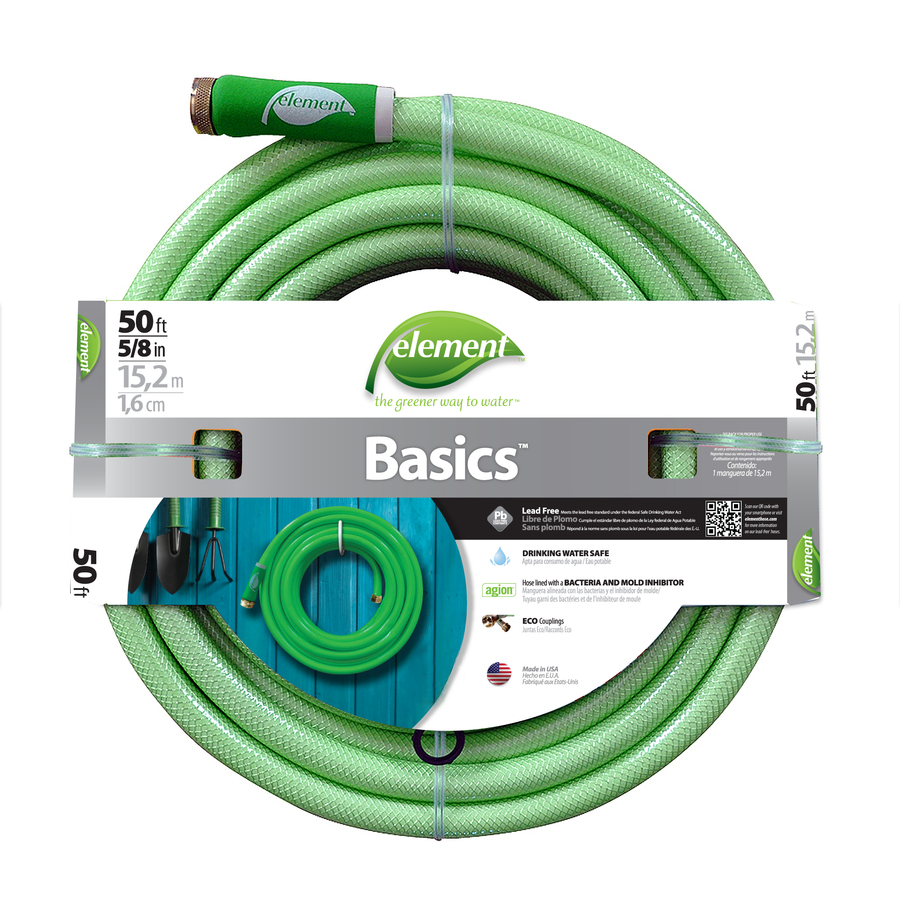 Colorite Swan 5/8 in x 50 ft Medium Duty Garden Hose