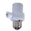 Woods In/Out Socket W/Photocell White