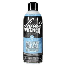 Liquid Wrench 10.25 oz White Lithium Grease with Cerflon