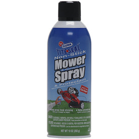 GUNK Non-Stick Mower Spray & Protectant