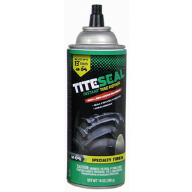 TITE-SEAL 14-oz Aerosol Tire Repair Sealant