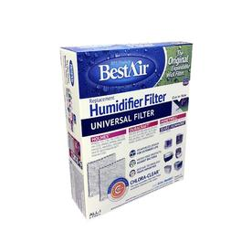 BestAir 2-Pack Universal Wick Humidifier Filter