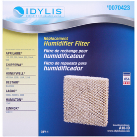BestAir Furnace humidifier filter fits Aprilaire A10-ID