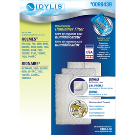 Idylis Humidifier Filter for Holmes