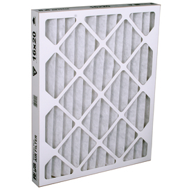 BestAir Furnace Filter Pleated Air Filter (Common: 20-in x 16-in x 2-in; Actual: 19.5-in x 15.5-in x 1.75-in)