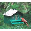 Garden Treasures Metal Squirrel-Resistant Platform Bird Feeder